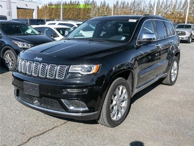 2019 Jeep Grand Cherokee Summit (Stk: K629666) in Abbotsford - Image 3 of 25
