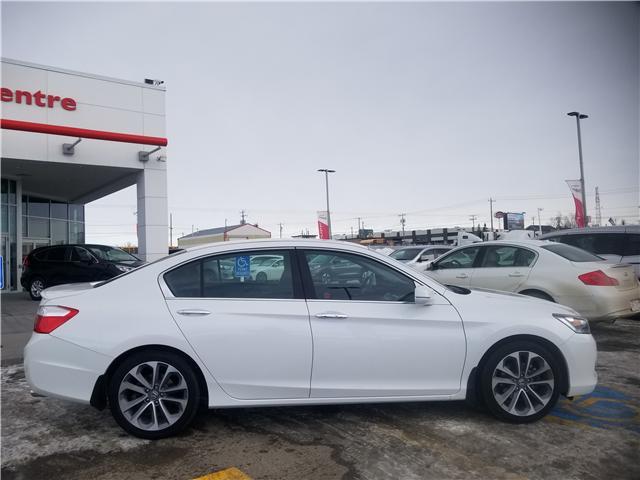 2015 Honda Accord Sport (Stk: U194088) in Calgary - Image 2 of 24