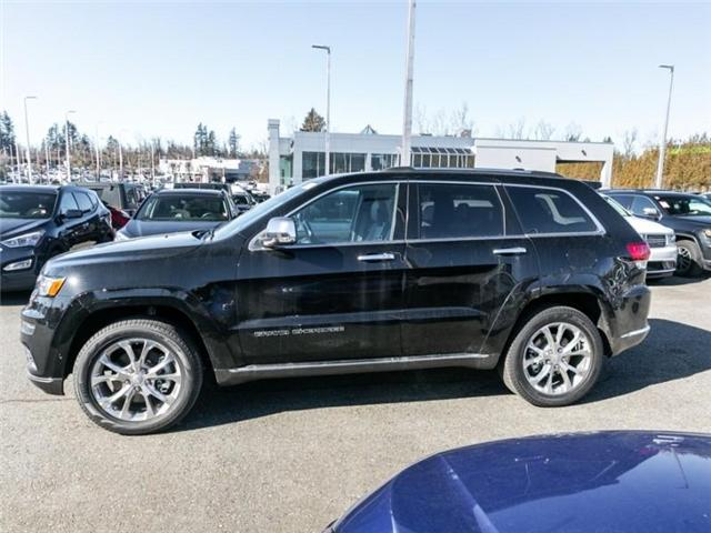 2019 Jeep Grand Cherokee Summit (Stk: K629666) in Abbotsford - Image 4 of 25