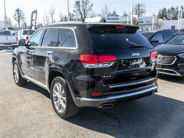 2019 Jeep Grand Cherokee Summit (Stk: K629666) in Abbotsford - Image 5 of 25