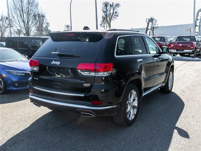 2019 Jeep Grand Cherokee Summit (Stk: K629666) in Abbotsford - Image 7 of 25