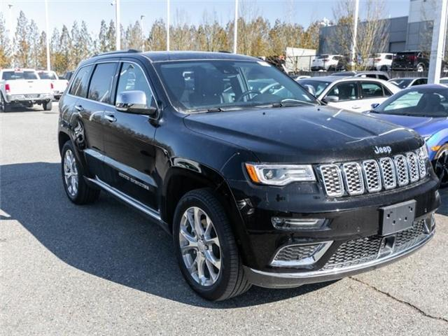 2019 Jeep Grand Cherokee Summit (Stk: K629666) in Abbotsford - Image 9 of 25