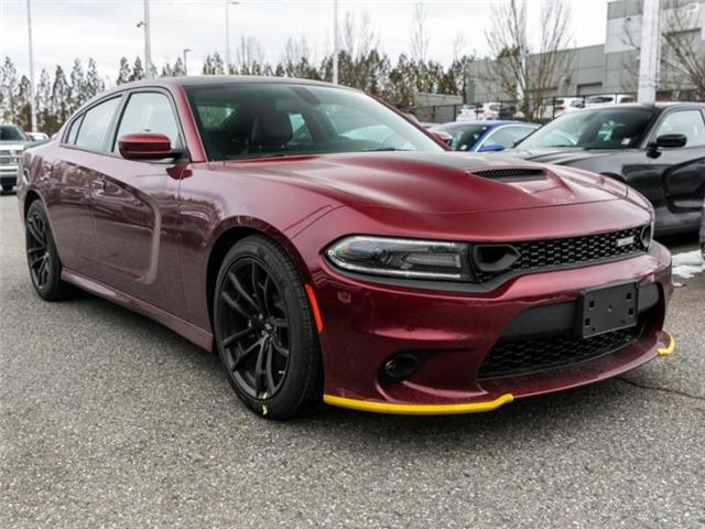 2019 Dodge Charger Scat Pack (Stk: K591454) in Abbotsford - Image 9 of 21