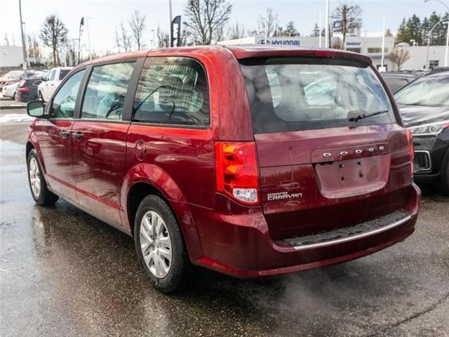 2019 Dodge Grand Caravan CVP/SXT (Stk: K634400) in Abbotsford - Image 5 of 23