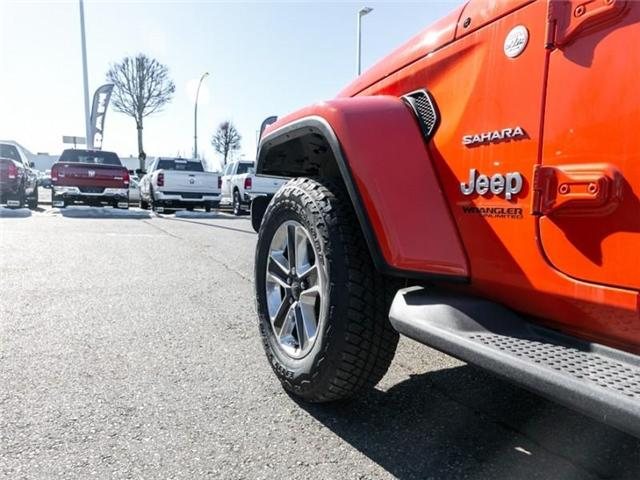 2019 Jeep Wrangler Unlimited Sahara (Stk: K558710) in Abbotsford - Image 14 of 28