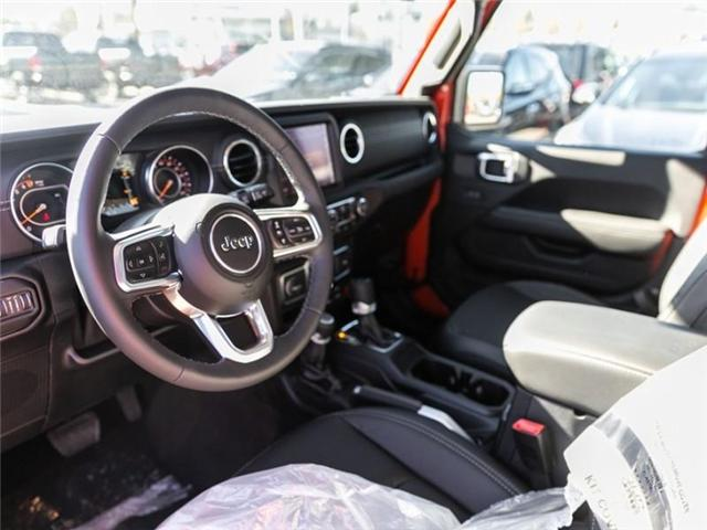 2019 Jeep Wrangler Unlimited Sahara (Stk: K558710) in Abbotsford - Image 19 of 28