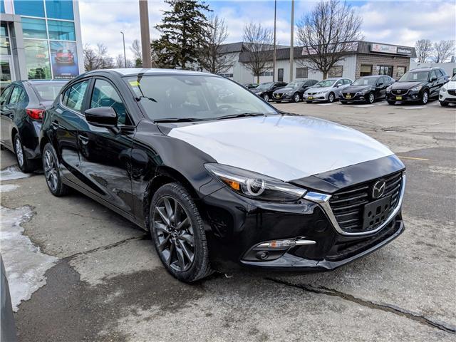 2018 Mazda Mazda3 GT (Stk: K7544) in Peterborough - Image 1 of 10