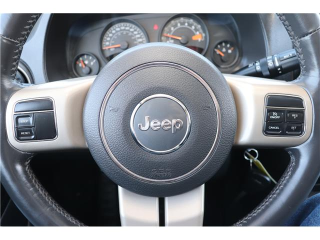 2016 Jeep Compass Sport/North (Stk: P36226) in Saskatoon - Image 12 of 26