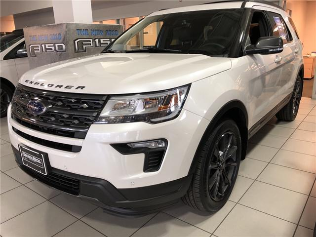 2019 Ford Explorer XLT (Stk: 196115) in Vancouver - Image 1 of 7