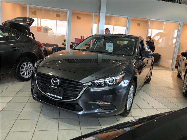 2018 Mazda Mazda3 GS (Stk: SN1102) in Hamilton - Image 1 of 11