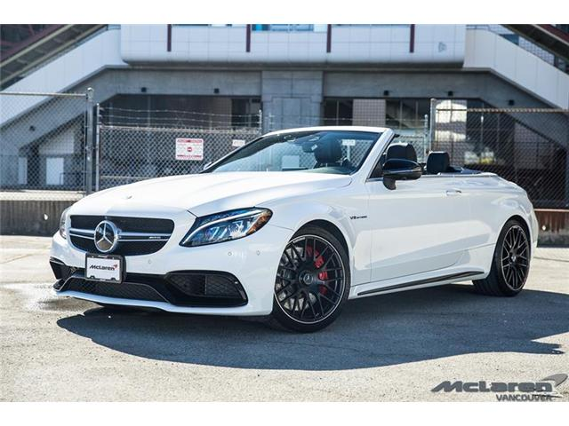 2017 Mercedes-Benz AMG C 63 S (Stk: VU0418) in Vancouver - Image 1 of 8