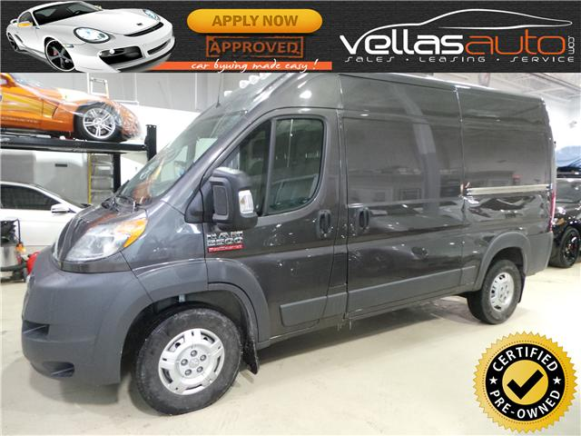 2018 RAM ProMaster 2500 High Roof (Stk: NP2148) in Vaughan - Image 1 of 11