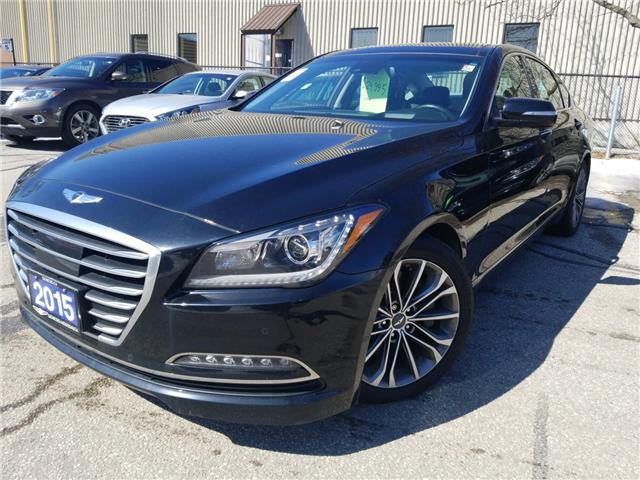 2015 Hyundai Genesis 3.8 Technology (Stk: 39060A) in Mississauga - Image 1 of 19