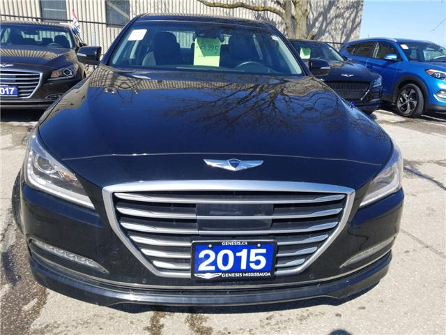 2015 Hyundai Genesis 3.8 Technology (Stk: 39060A) in Mississauga - Image 2 of 19