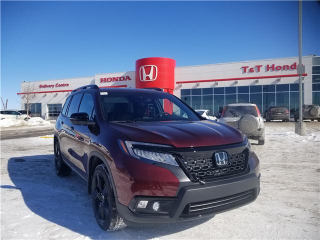 2019 Honda Passport Touring (Stk: 2190605) in Calgary - Image 1 of 10