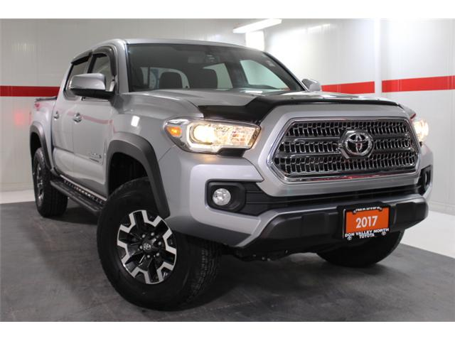 2017 Toyota Tacoma TRD Off Road (Stk: 297567S) in Markham - Image 1 of 24