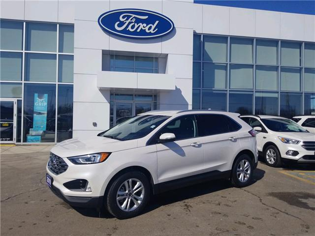 2019 Ford Edge SEL (Stk: 1977) in Perth - Image 1 of 14