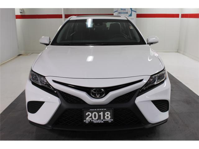 2018 Toyota Camry SE (Stk: 297586S) in Markham - Image 3 of 23