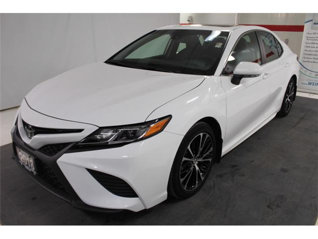 2018 Toyota Camry SE (Stk: 297586S) in Markham - Image 4 of 23