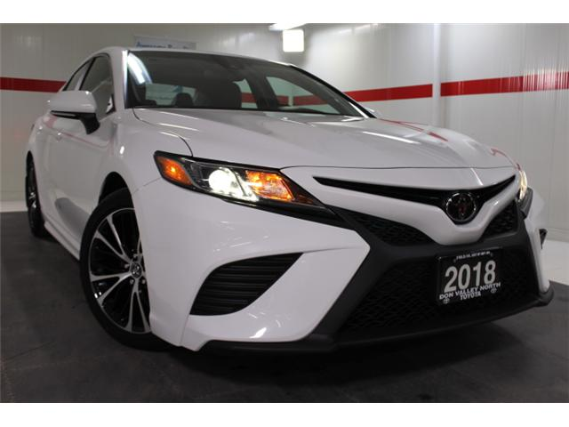 2018 Toyota Camry SE (Stk: 297586S) in Markham - Image 1 of 23