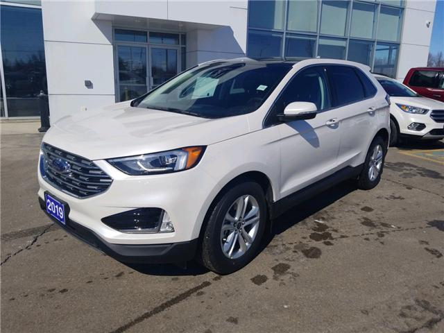 2019 Ford Edge SEL (Stk: 1996) in Perth - Image 1 of 14