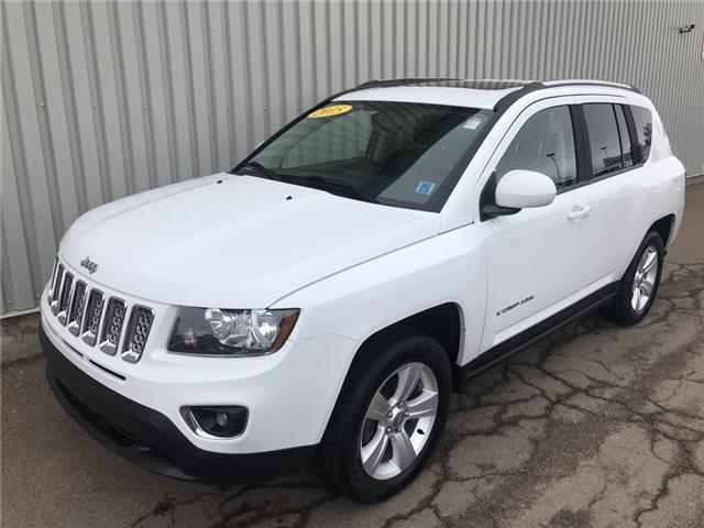 2015 Jeep Compass Sport/North (Stk: X3779A1) in Charlottetown - Image 1 of 19