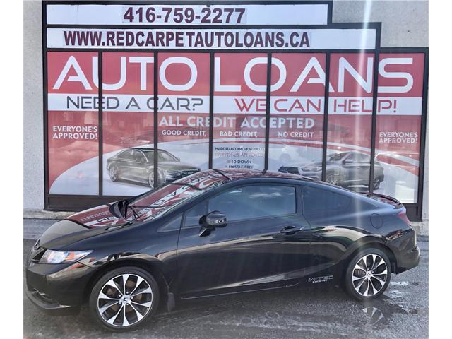 2013 Honda Civic Si (Stk: 576) in Toronto - Image 1 of 12