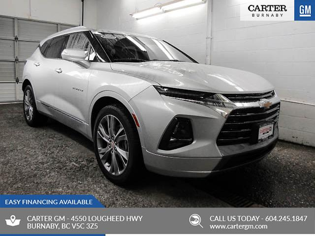 2019 Chevrolet Blazer Premier (Stk: Z9-47280) in Burnaby - Image 1 of 15