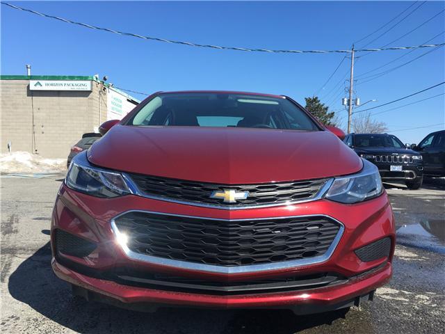 2018 Chevrolet Cruze LT Auto (Stk: 18-67584) in Georgetown - Image 2 of 26