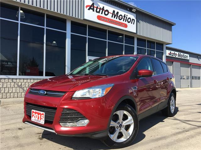 2015 Ford Escape SE (Stk: 19196) in Chatham - Image 1 of 20