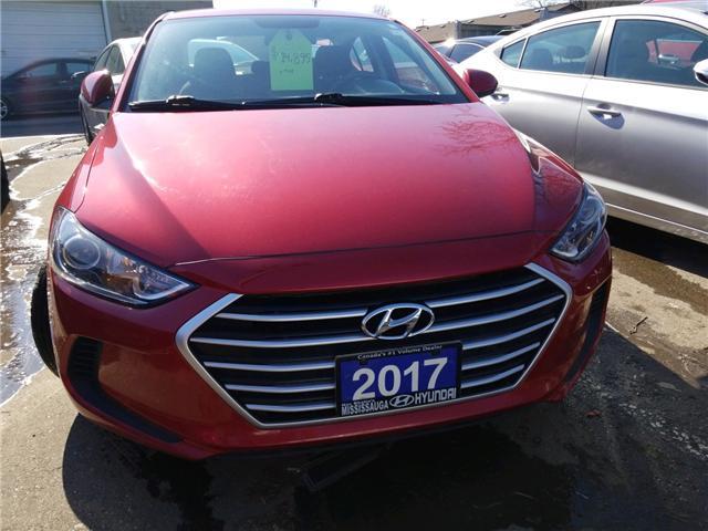 2017 Hyundai Elantra LE (Stk: OP10053) in Mississauga - Image 2 of 11