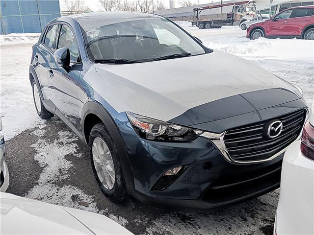 2019 Mazda CX-3 GS (Stk: H1648) in Calgary - Image 1 of 1