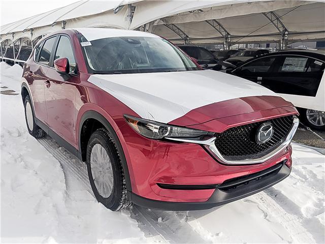 2019 Mazda CX-5 GS (Stk: H1658) in Calgary - Image 1 of 1