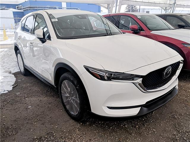 2019 Mazda CX-5  (Stk: H1661) in Calgary - Image 1 of 1