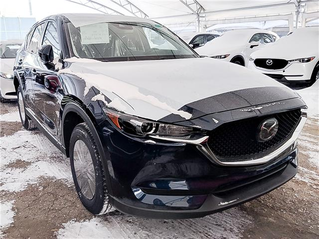 2019 Mazda CX-5 GS (Stk: H1722) in Calgary - Image 1 of 1