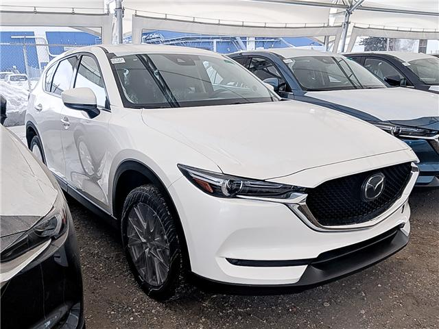 2019 Mazda CX-5  (Stk: H1723) in Calgary - Image 1 of 1
