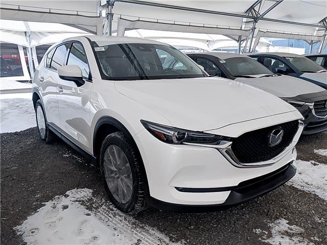 2019 Mazda CX-5 GT (Stk: H1725) in Calgary - Image 2 of 2