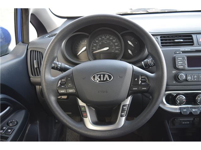 2014 Kia Rio LX+ (Stk: 378542-14) in Cobourg - Image 14 of 21