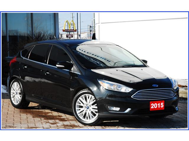 2015 Ford Focus Titanium (Stk: 147210) in Kitchener - Image 2 of 18