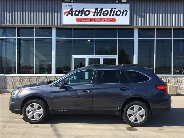 2015 Subaru Outback 2.5i (Stk: 19222) in Chatham - Image 2 of 21