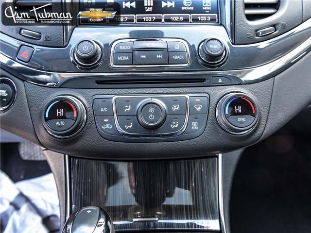 2019 Chevrolet Impala 2LZ (Stk: R7440) in Ottawa - Image 16 of 21