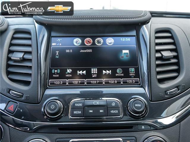 2019 Chevrolet Impala 2LZ (Stk: R7440) in Ottawa - Image 17 of 21