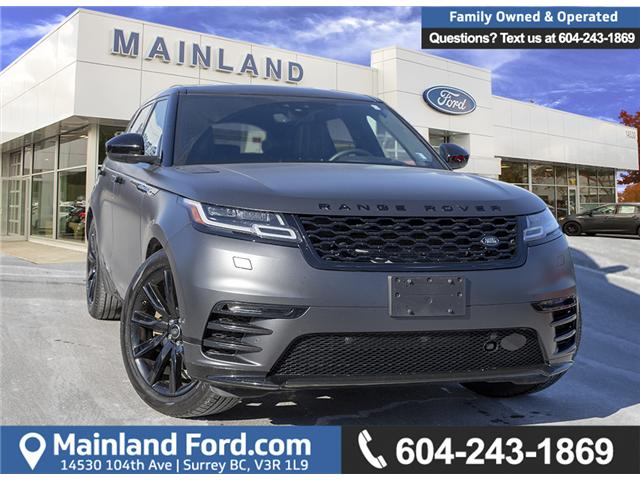2018 Land Rover Range Rover Velar P380 HSE R-Dynamic (Stk: 8F13882A) in Surrey - Image 1 of 30