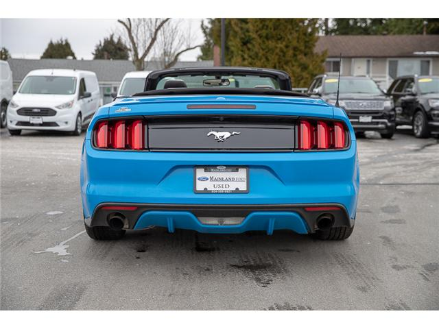 2017 Ford Mustang EcoBoost Premium (Stk: P3878) in Surrey - Image 6 of 28