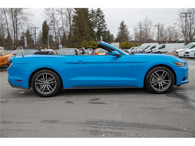 2017 Ford Mustang EcoBoost Premium (Stk: P3878) in Surrey - Image 8 of 28