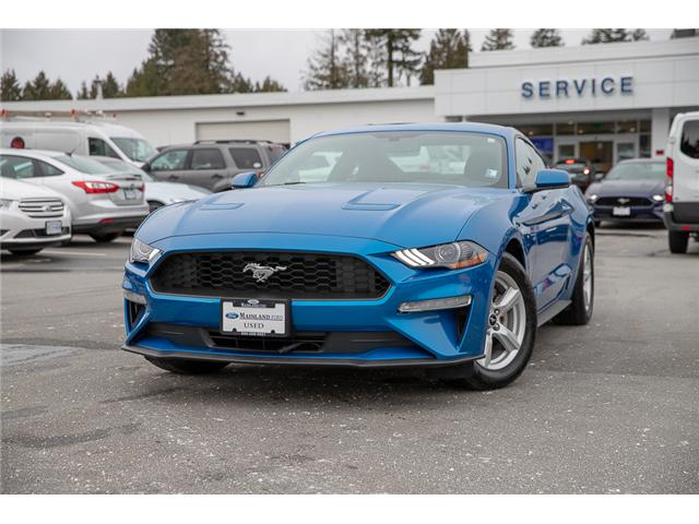 2019 Ford Mustang EcoBoost (Stk: P3199) in Surrey - Image 3 of 29