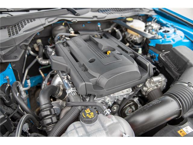 2017 Ford Mustang EcoBoost Premium (Stk: P3878) in Surrey - Image 10 of 28