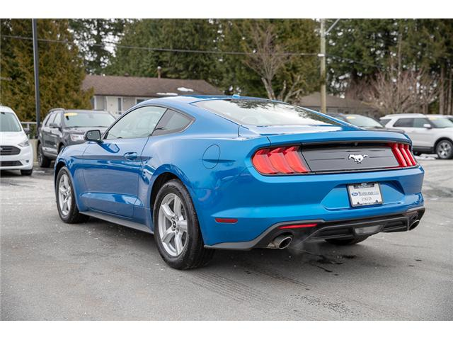 2019 Ford Mustang EcoBoost (Stk: P3199) in Surrey - Image 5 of 29