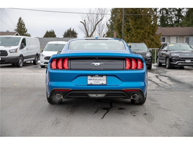 2019 Ford Mustang EcoBoost (Stk: P3199) in Surrey - Image 6 of 29