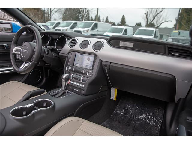 2017 Ford Mustang EcoBoost Premium (Stk: P3878) in Surrey - Image 17 of 28